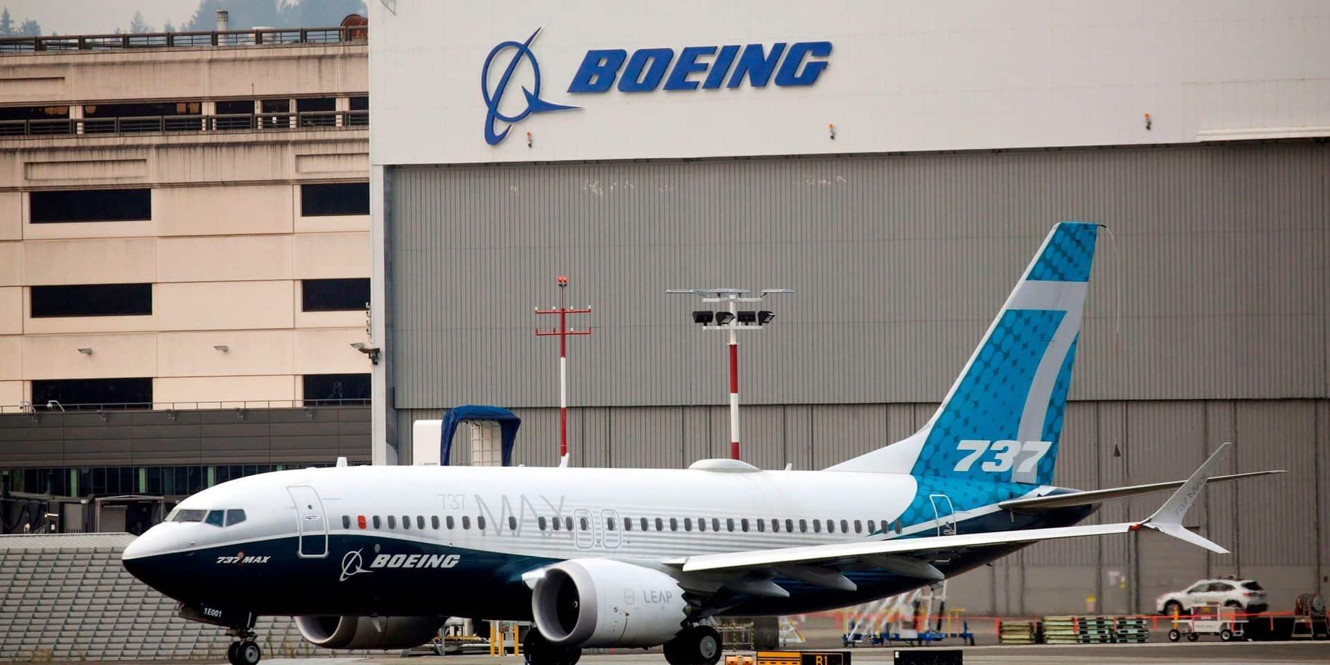 Boeing: l'UE va adopter des sanctions douanières contre les Etats-Unis