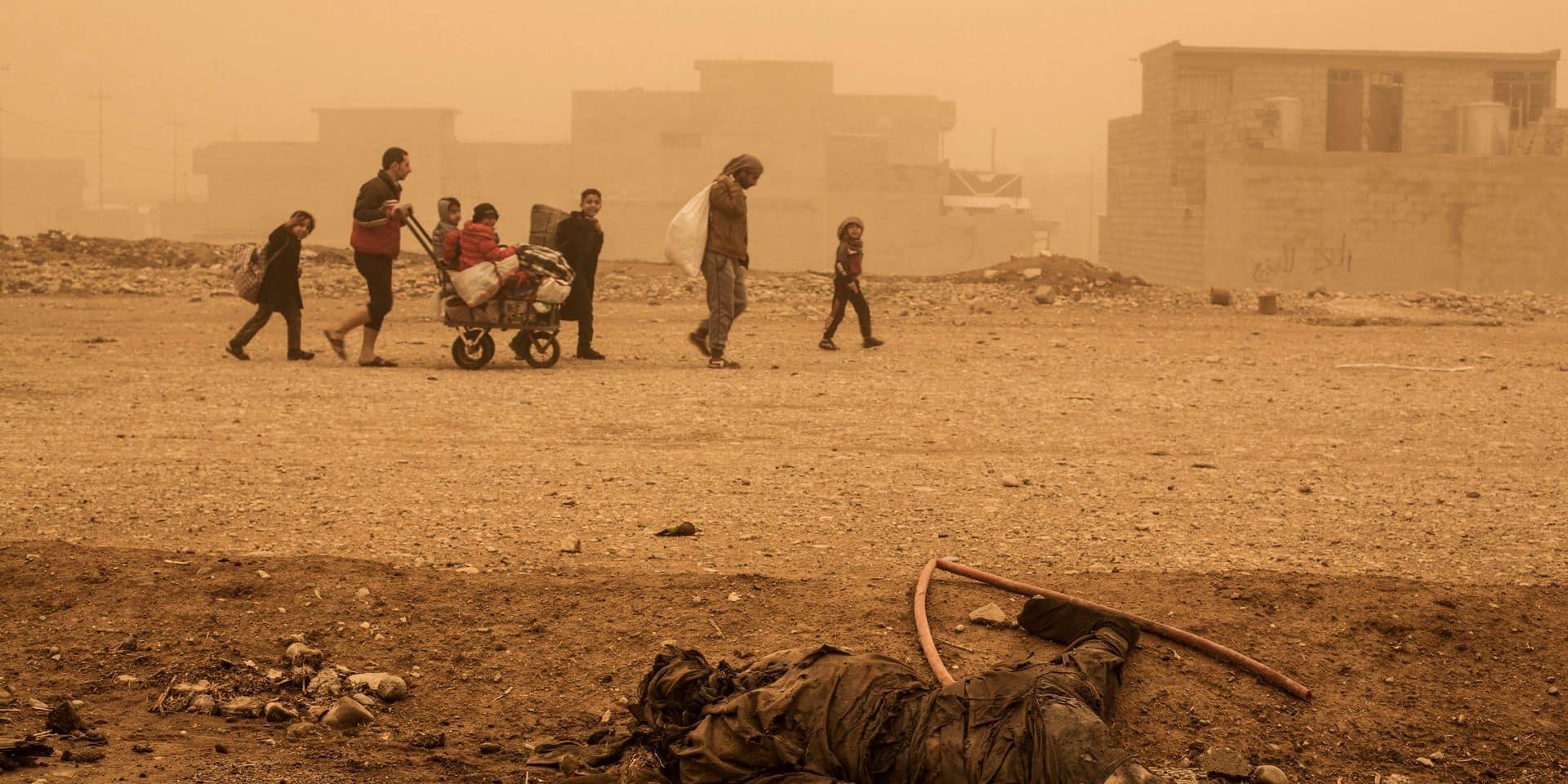 La Belgique doit rapatrier 6 enfants de combattants de Daech