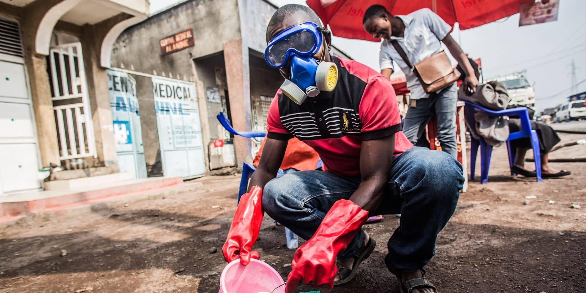 Ebola en RDC : Quinze personnes mises en quarantaine au Sud-Kivu