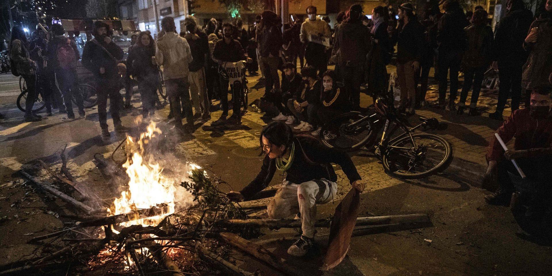 """Colombie: nouveaux affrontements malgré le """"pardon"""" du gouvernement"""