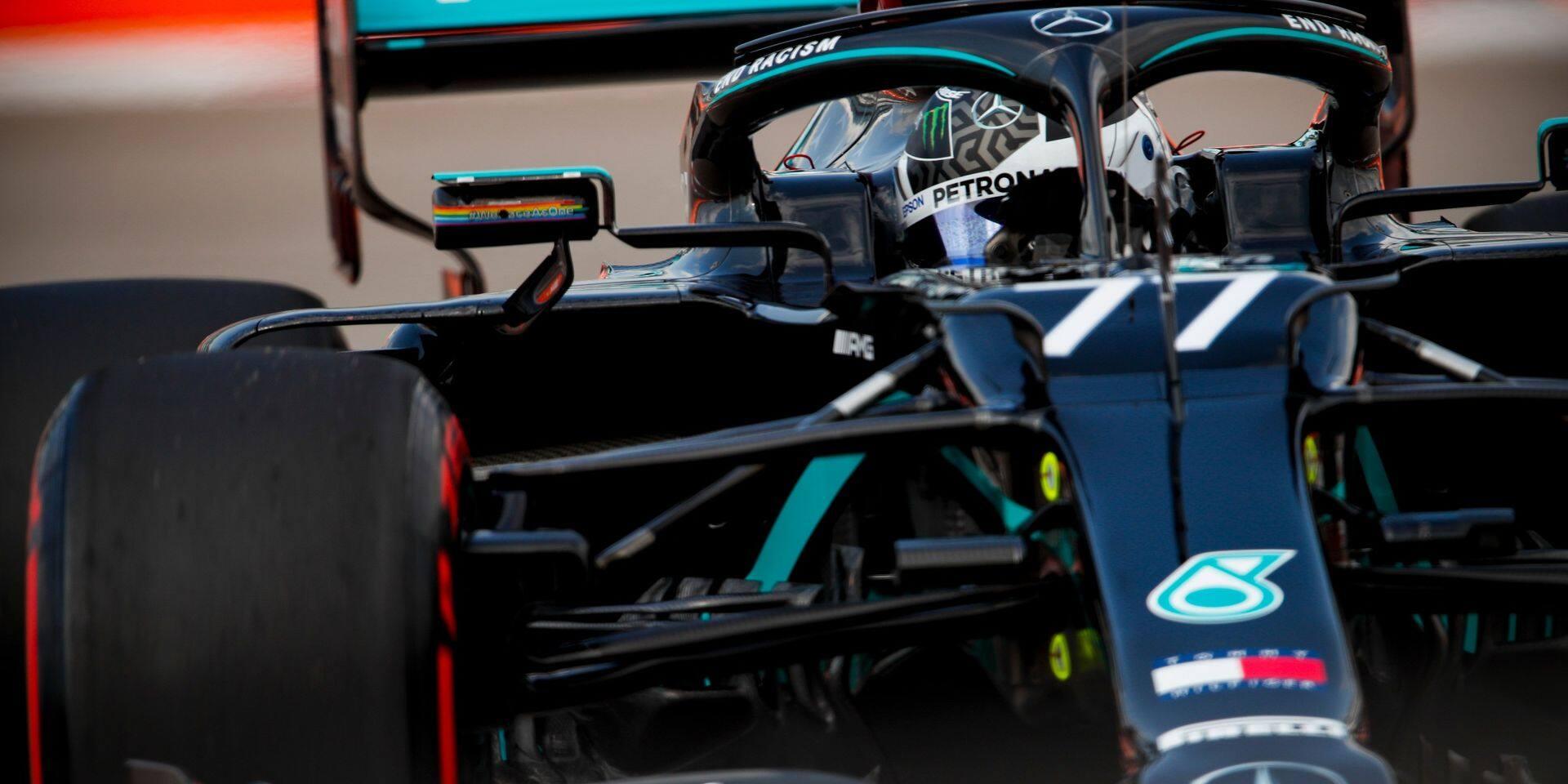 GP de Russie en F1: Bottas remporte la course devant Verstappen et Hamilton