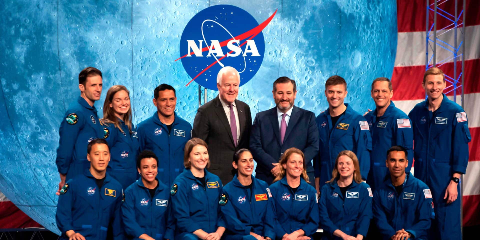 NASA holds astronaut graduation ceremony