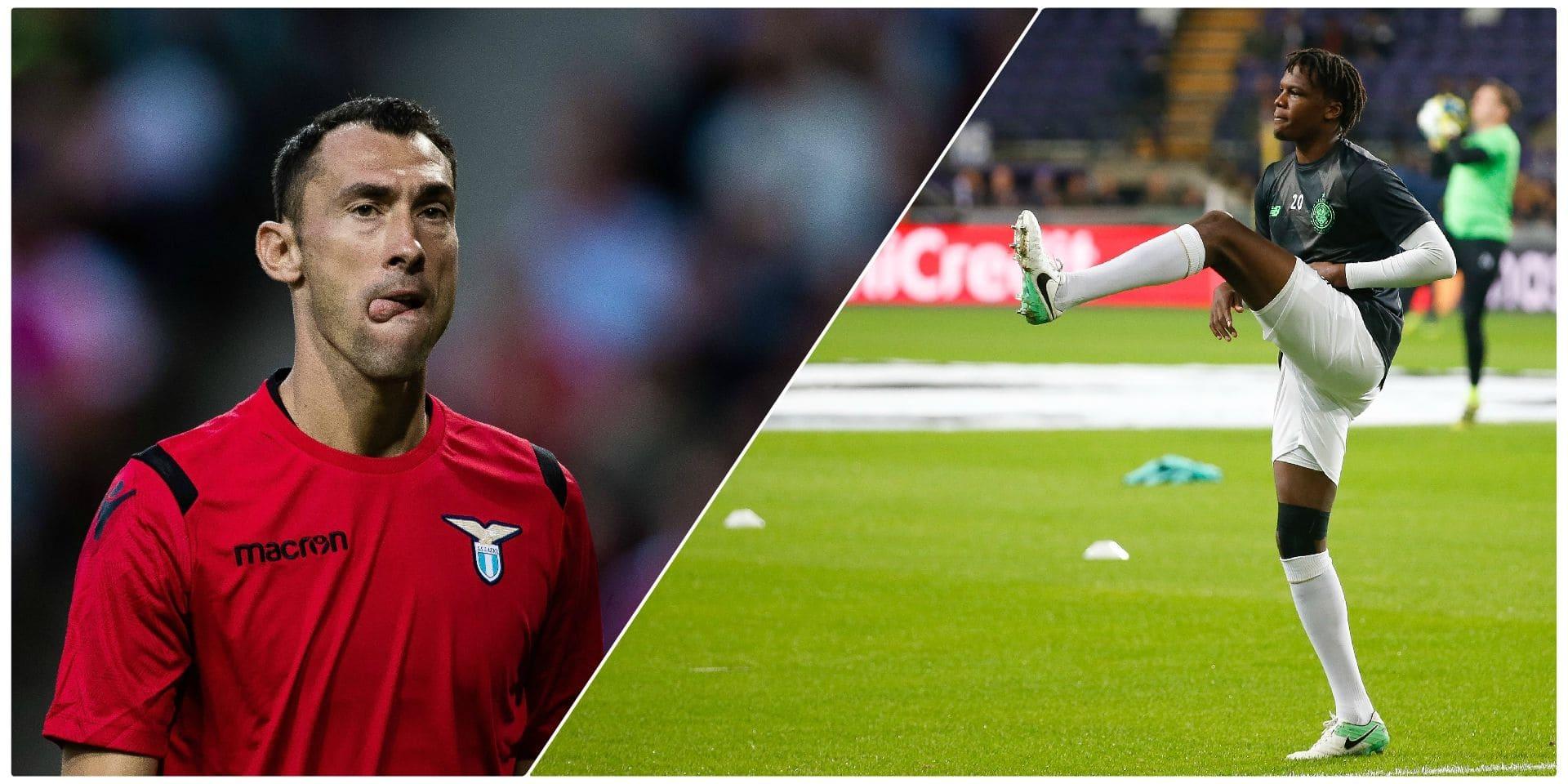 Pénurie de Belges en Europa League