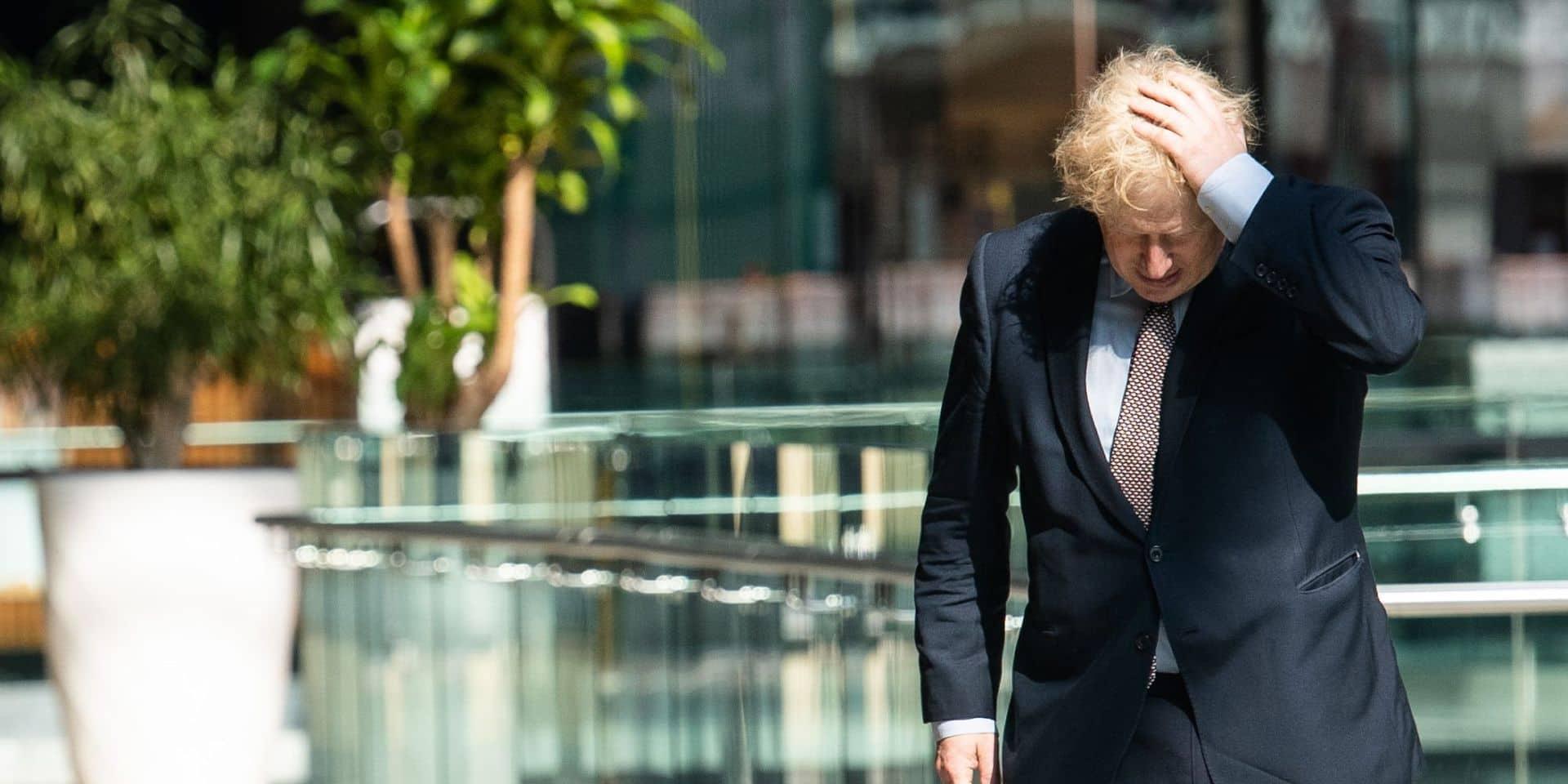 """Johnson mettra en garde l'UE que le Royaume-Uni est prêt à un """"no deal"""" commercial"""
