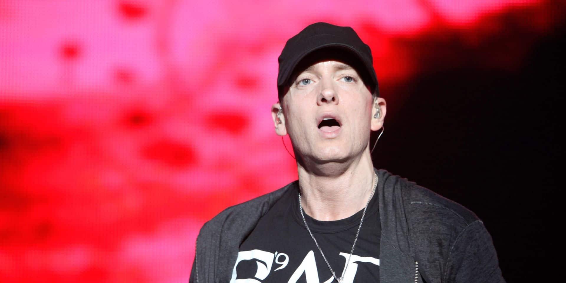 """""""Guess who's back?"""": Eminem sort un nouvel album à la surprise générale"""