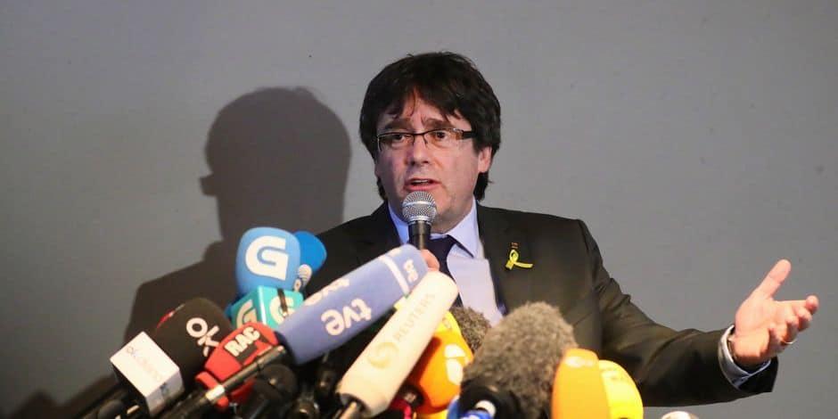 L'Allemagne va extrader l'indépendantiste Carles Puigdemont — Catalogne