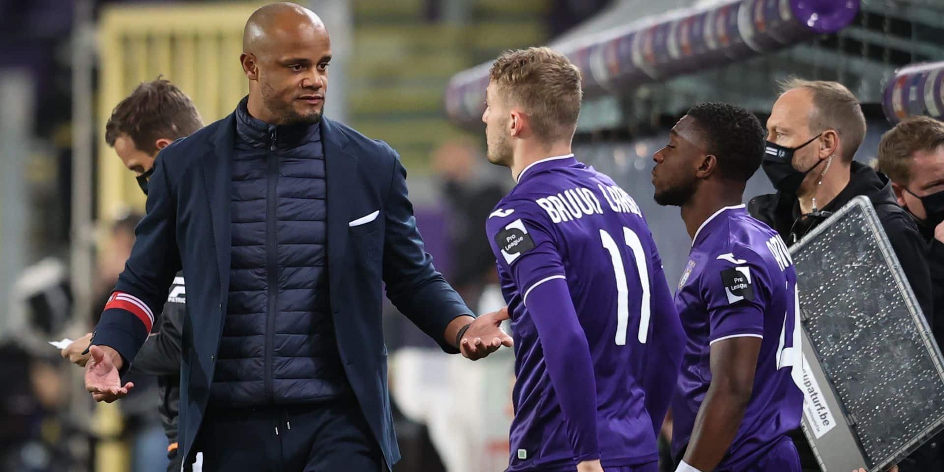 L'absence de Ligue des champions coûte cher à Anderlecht