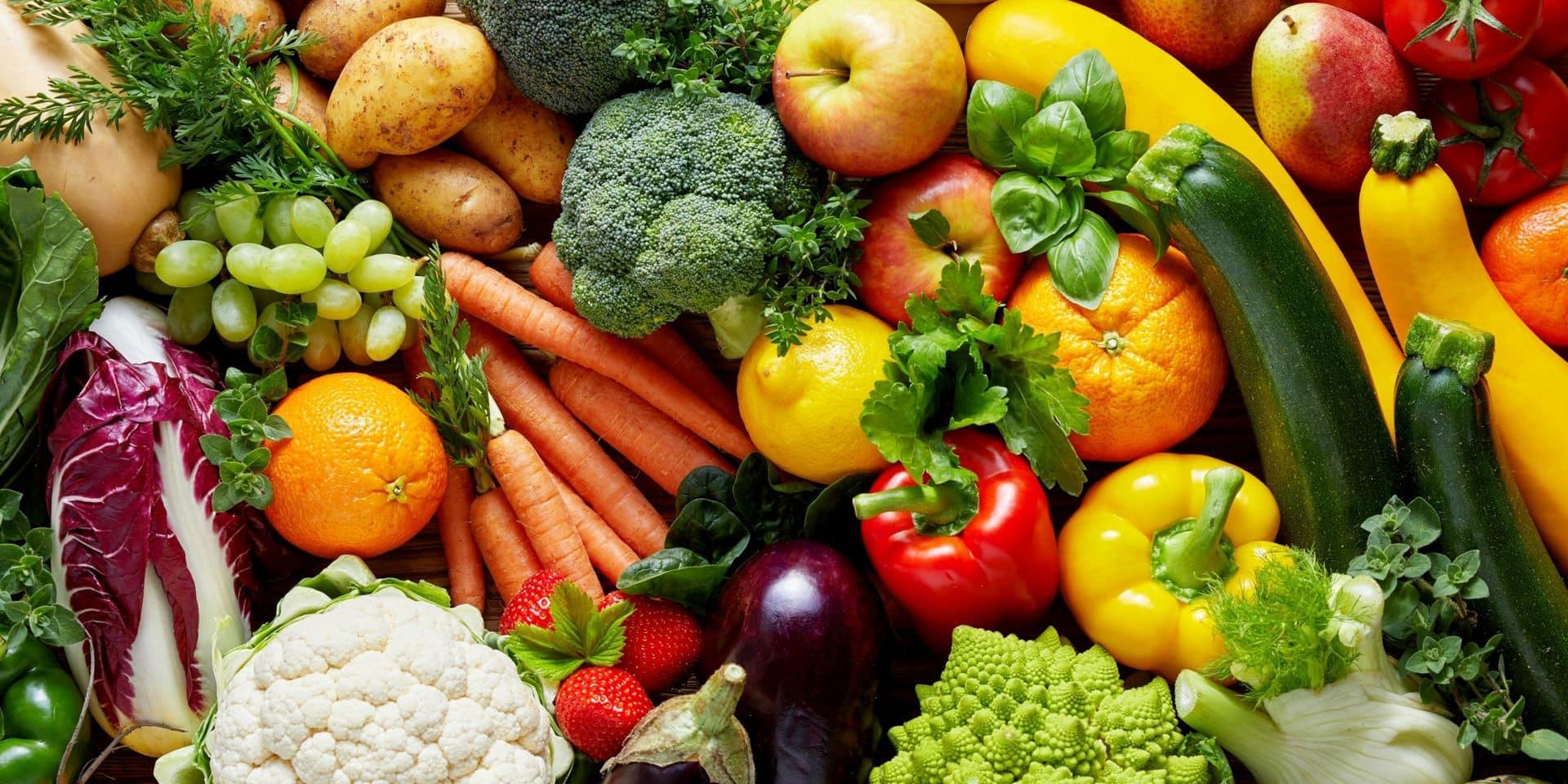 Découvrez la nouvelle pyramide alimentaire, plus durable