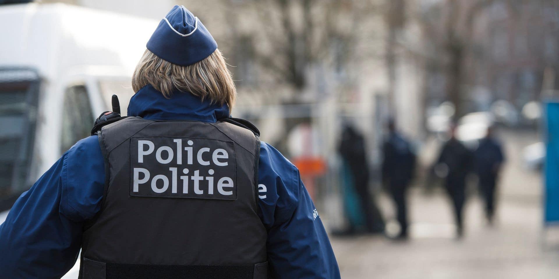Deux policières de la zone police Midi suspendues pour une vidéo à caractère raciste