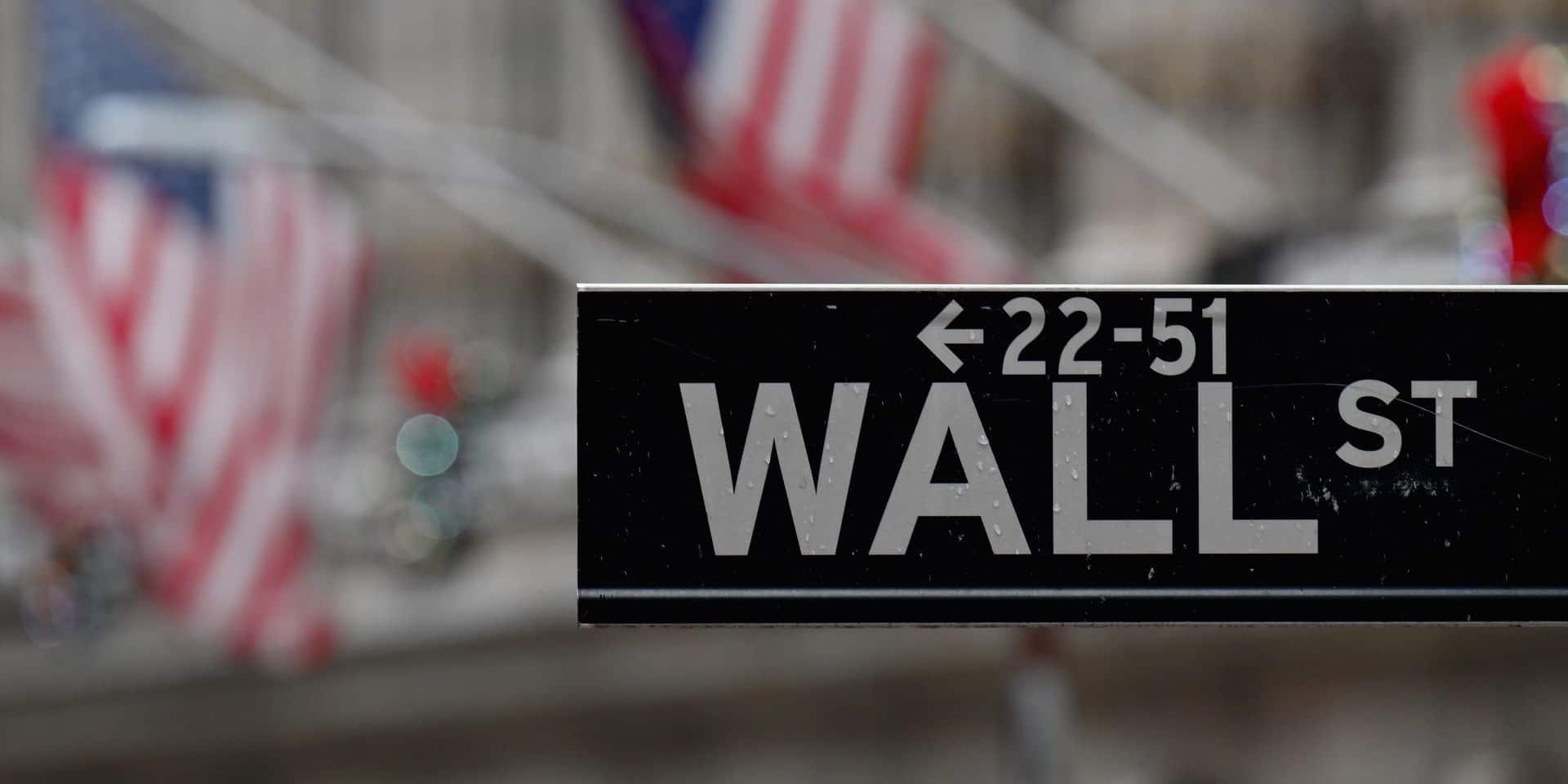 Mauvaise nouvelle au niveau des chiffres de l'emploi, Wall Street ouvre en baisse