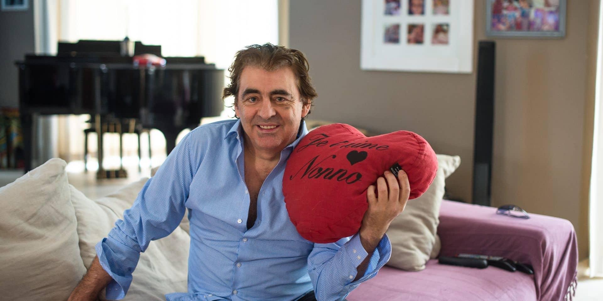 Court Saint Etienne: Claude Barzotti à son domicile