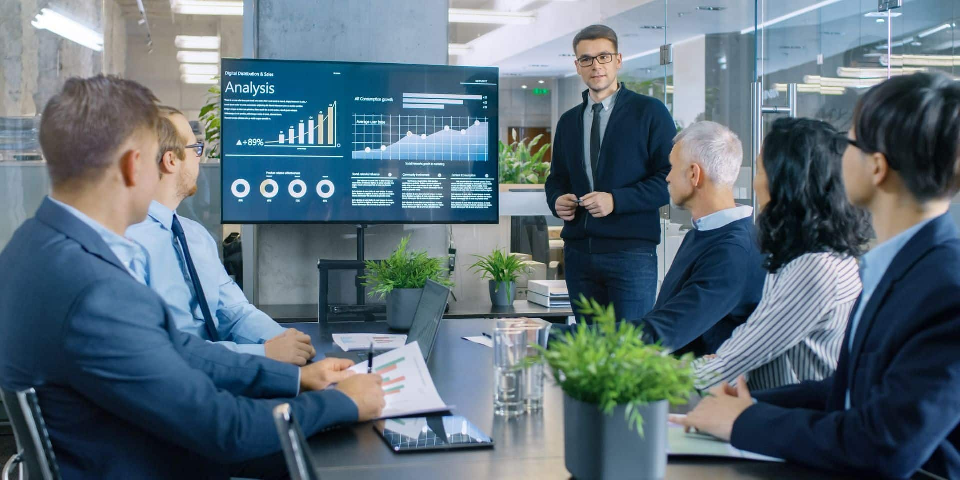 """70% des chefs d'entreprise estiment que la pandémie a eu un effet négatif pour leur entreprise, mais 20% font tout de même état d'un """"impact positif global""""."""