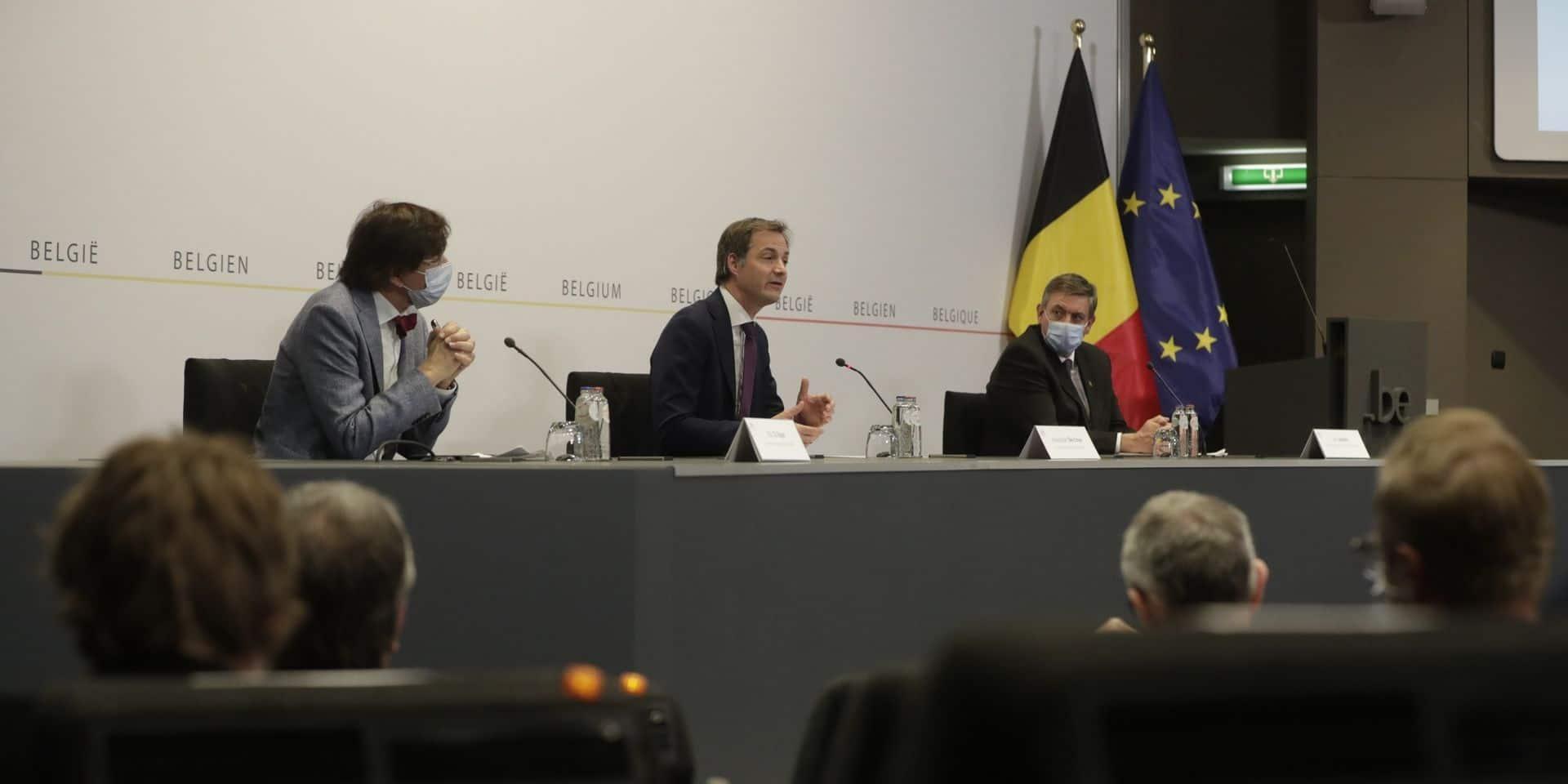 Un nouveau Comité de concertation se tiendra la semaine prochaine: voici à quoi il faut s'attendre, notamment pour l'Horeca