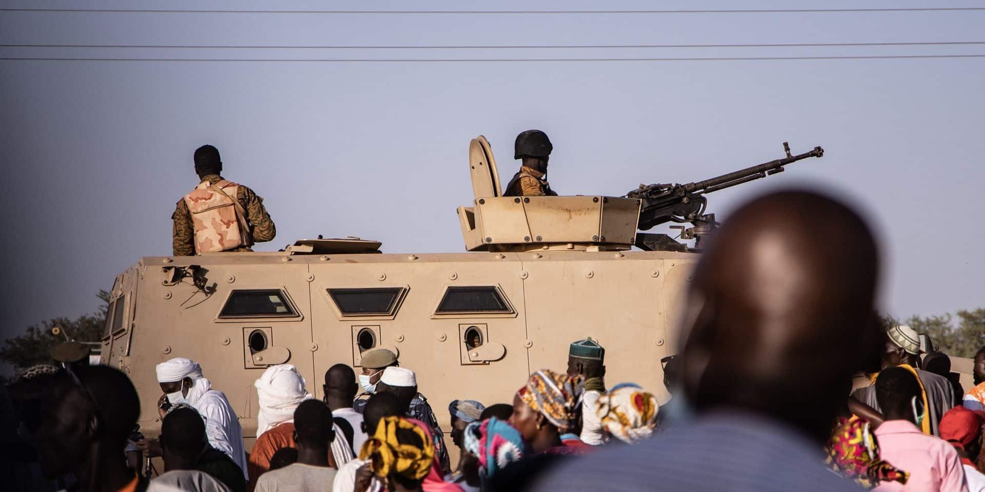 Burkina: 14 soldats tués dans une des plus graves attaques contre l'armée, à 10 jours de la présidentielle