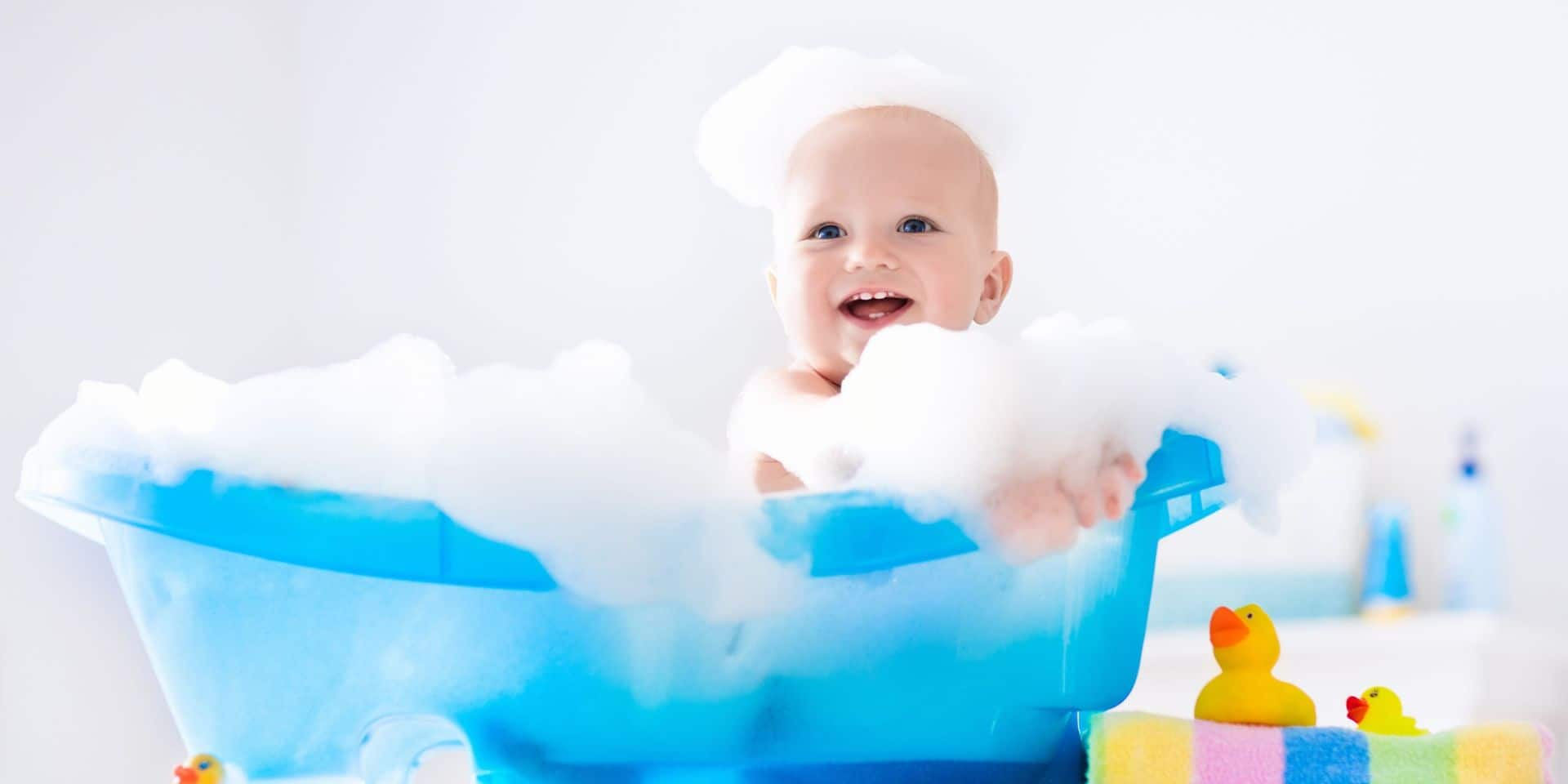 Comment bien prendre soin de la peau de bébé, si douce et si fragile