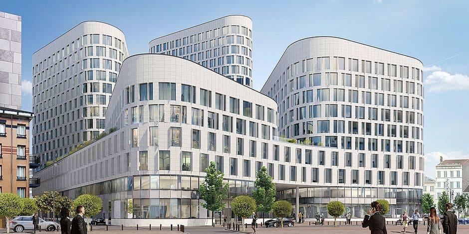 Bureaux, logistiques et commerces... Ces immeubles en chantier inaugurés cette année