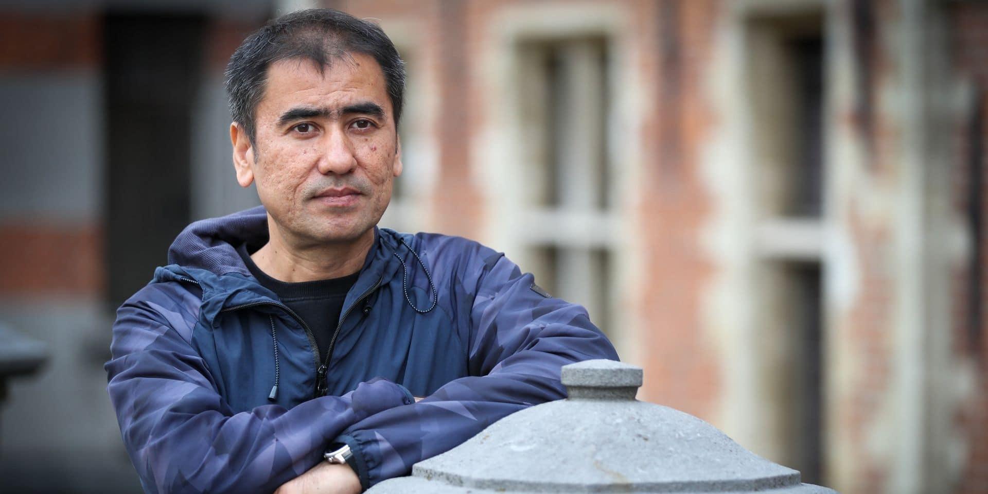 Ouïghour réfugié en Belgique, il n'a plus de contact direct, depuis un an, avec les membres de sa famille retenue en Chine