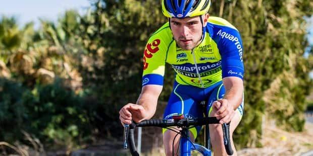 Le cycliste tournaisien Jimmy Duquennoy est décédé à l'âge de 23 ans - La Libre
