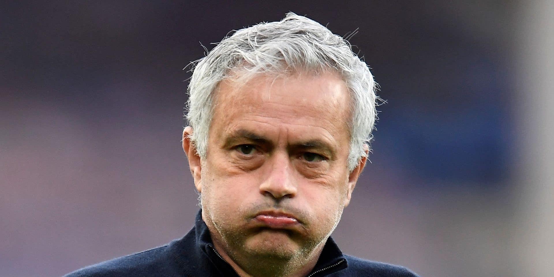 José Mourinho nouvel entraîneur de l'AS Roma la saison prochaine !