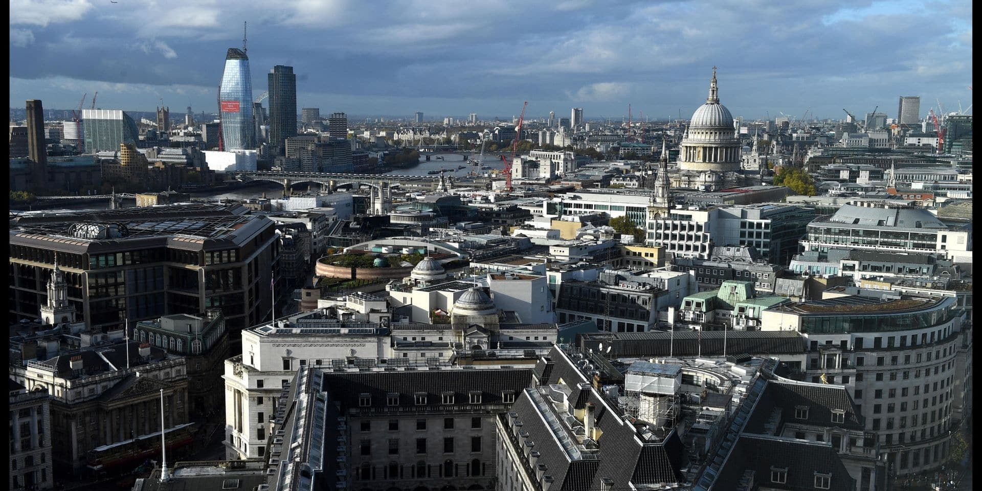 A Londres, la City traîne des pieds pour revenir au bureau