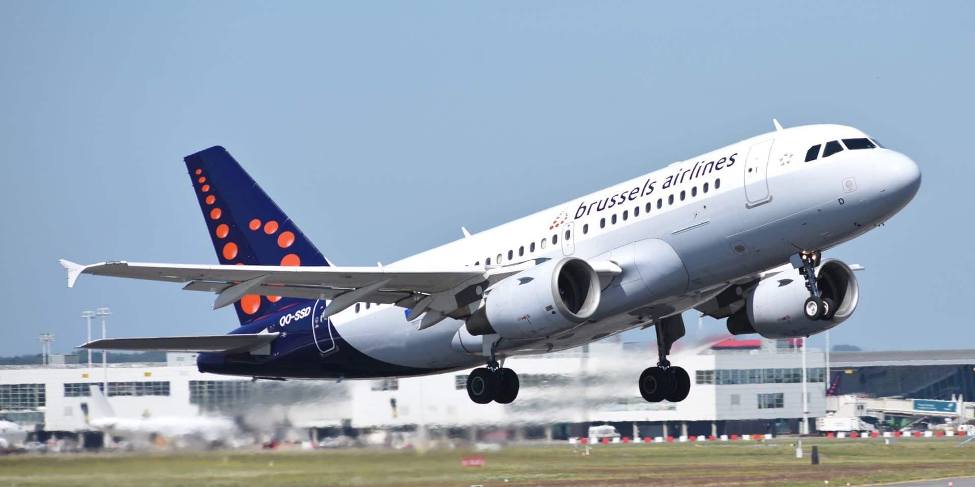 Hans Van Bylen et Catherine Vandenborre sont les nouveaux dirigeants de Brussels Airlines