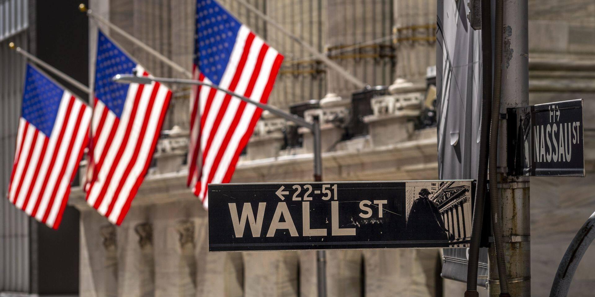 Wall Street monte tranquillement à de nouveaux records