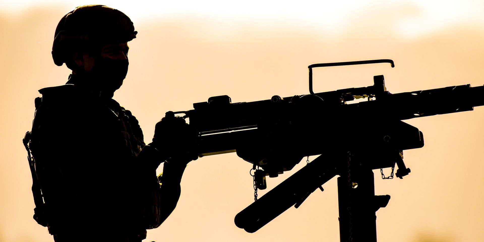 Chasse à l'homme en Flandre: un militaire en mission à l'étranger rappelé