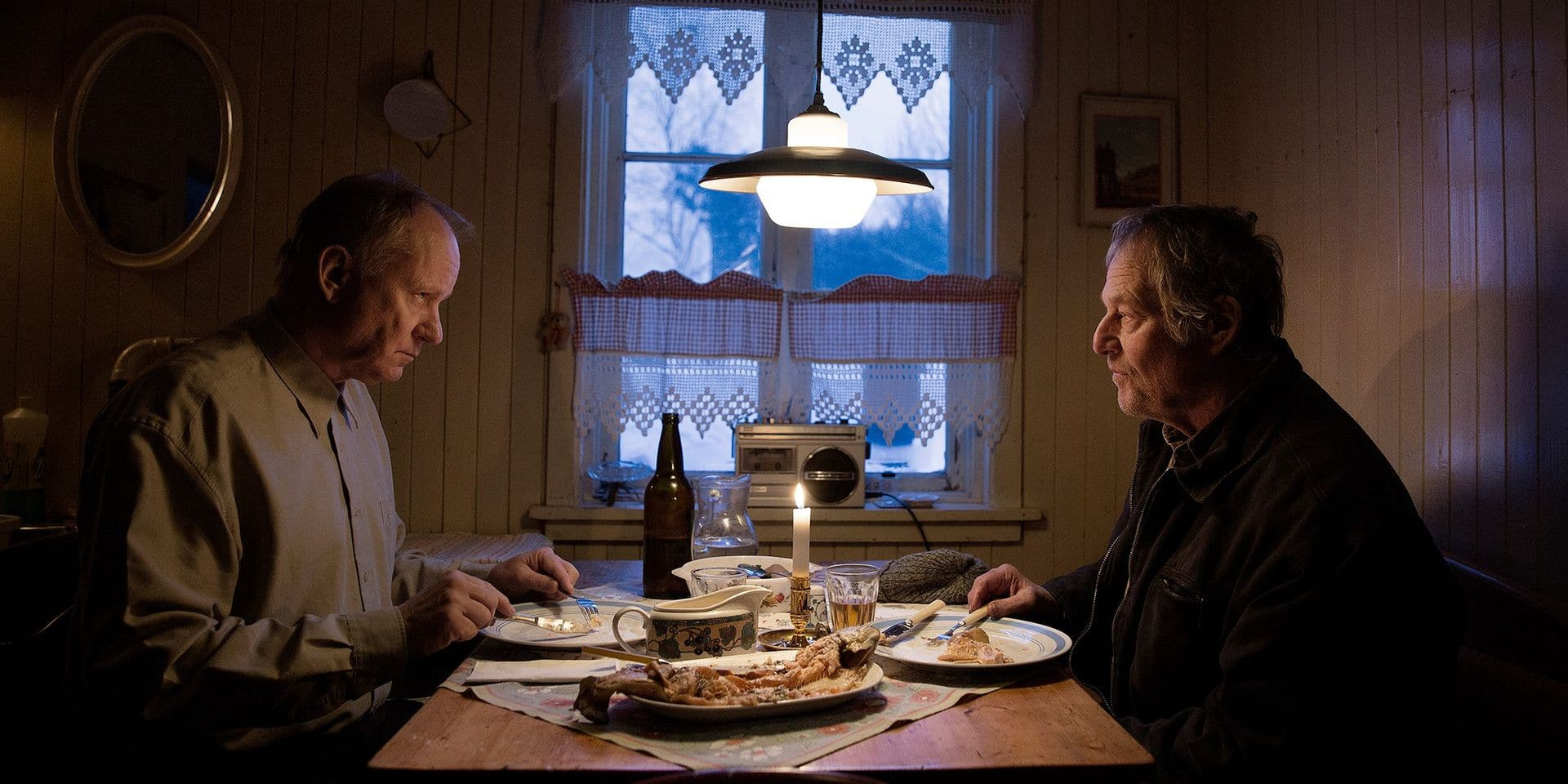 """Avec """"Out Stealing Horses"""", Hans Petter Moland et son fidèle Stella Skarsgård changent de registre"""
