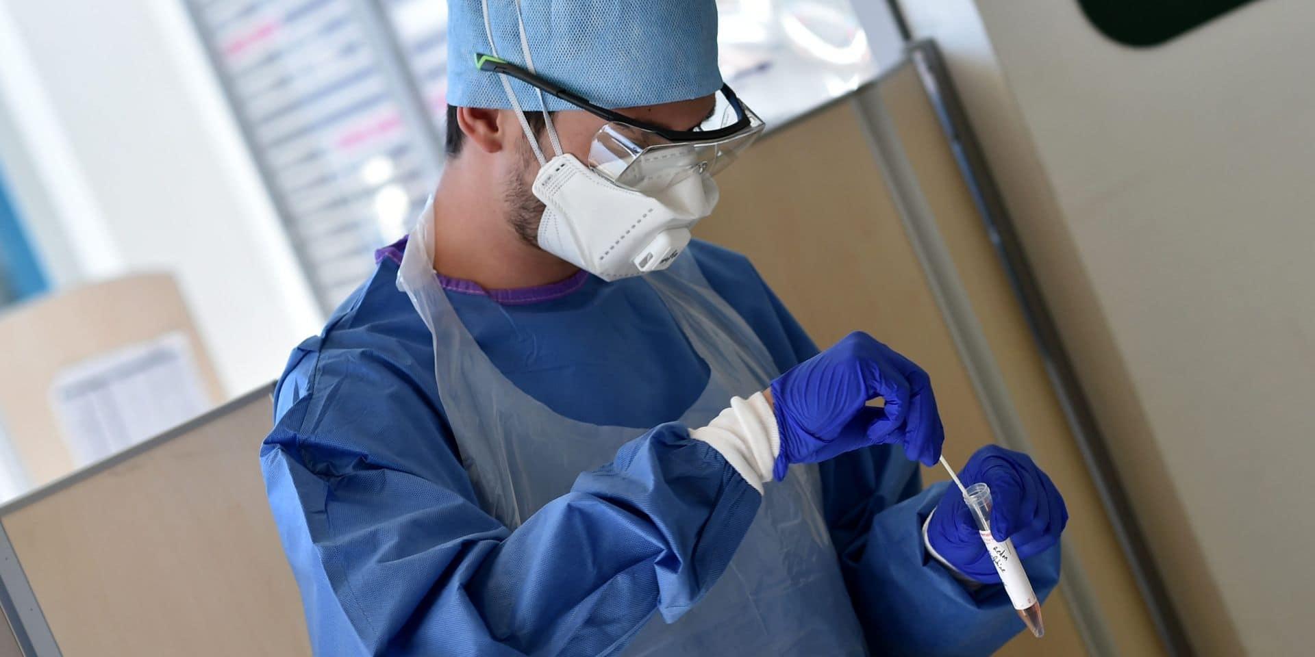 Coronavirus en Belgique : 437 nouvelles contaminations en moyenne par jour, en baisse de 15%