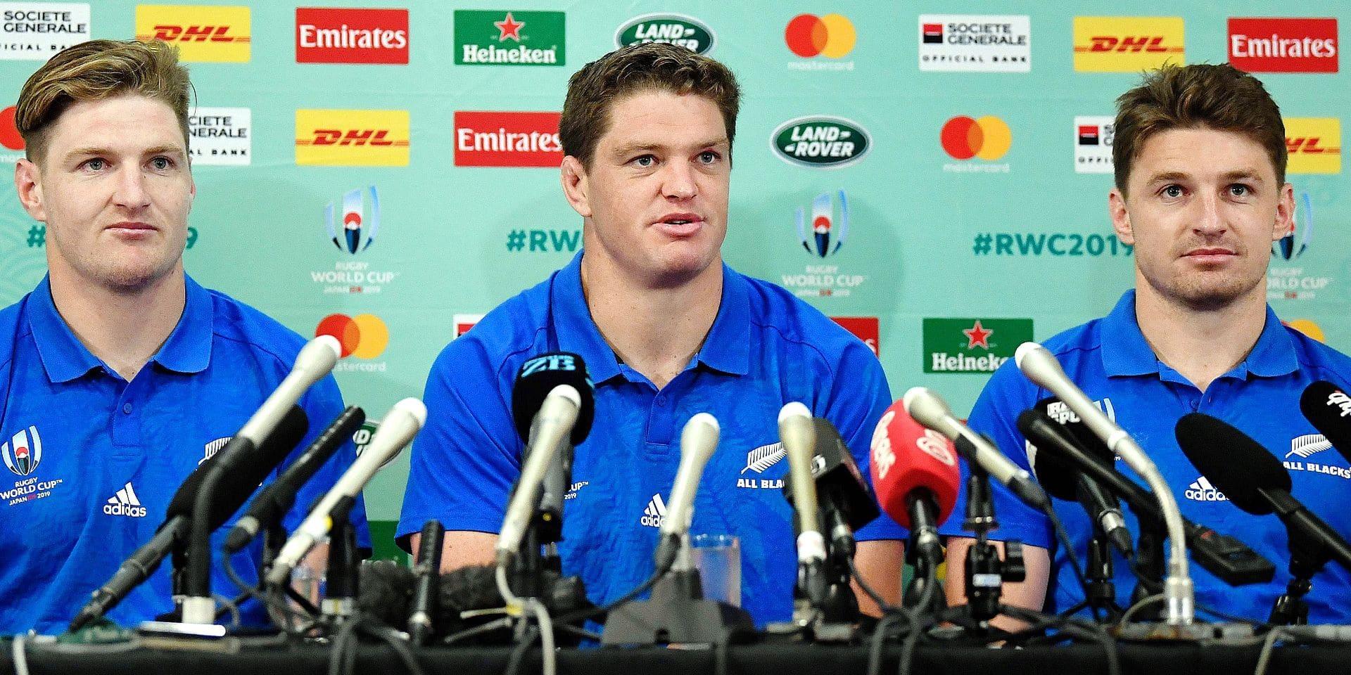 Qui sont Beauden, Scott et Jordie Barrett, une fratrie peu banale de rugbymen ?