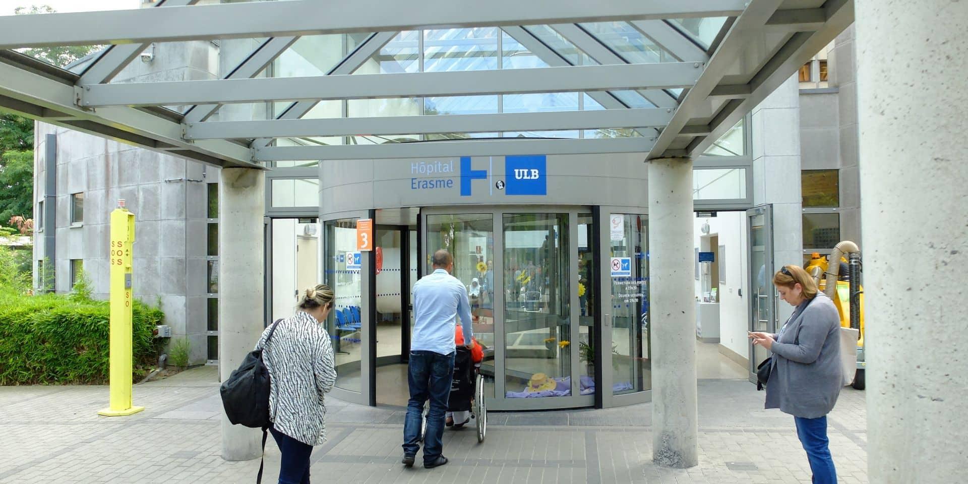 I'm not a hero, documentaire tourné à l'hôpital Erasme, sélectionné à Londres et Vancouver