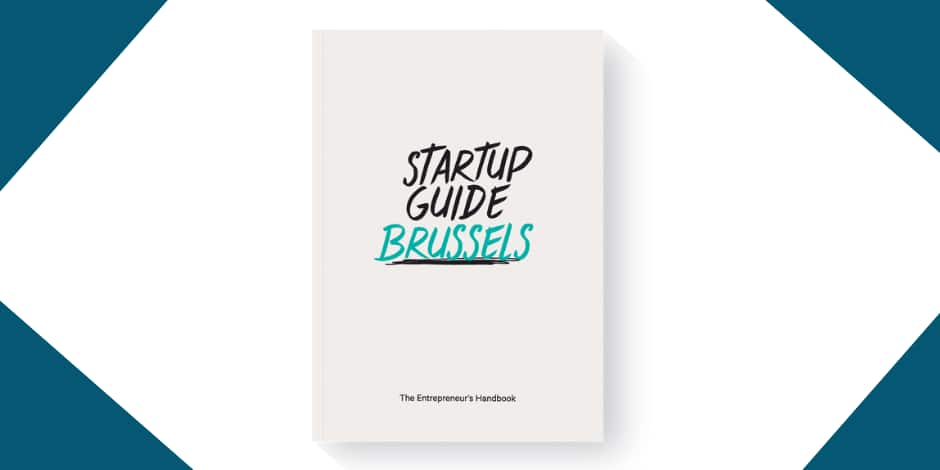 Concours: remportez le Startup Guide Brussels