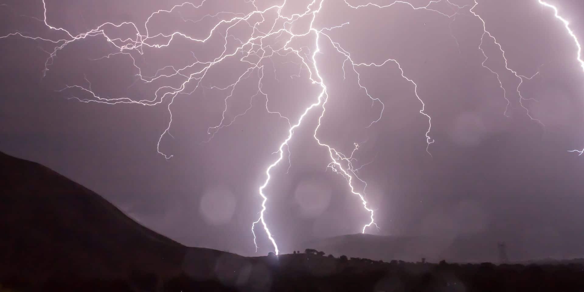 Météo : des nuages et des orages pour débuter la semaine