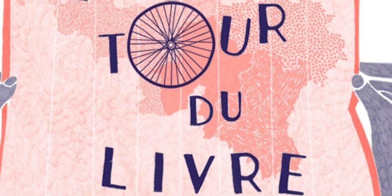 Le Tour du livre, tournée poétique sur les routes de Belgique