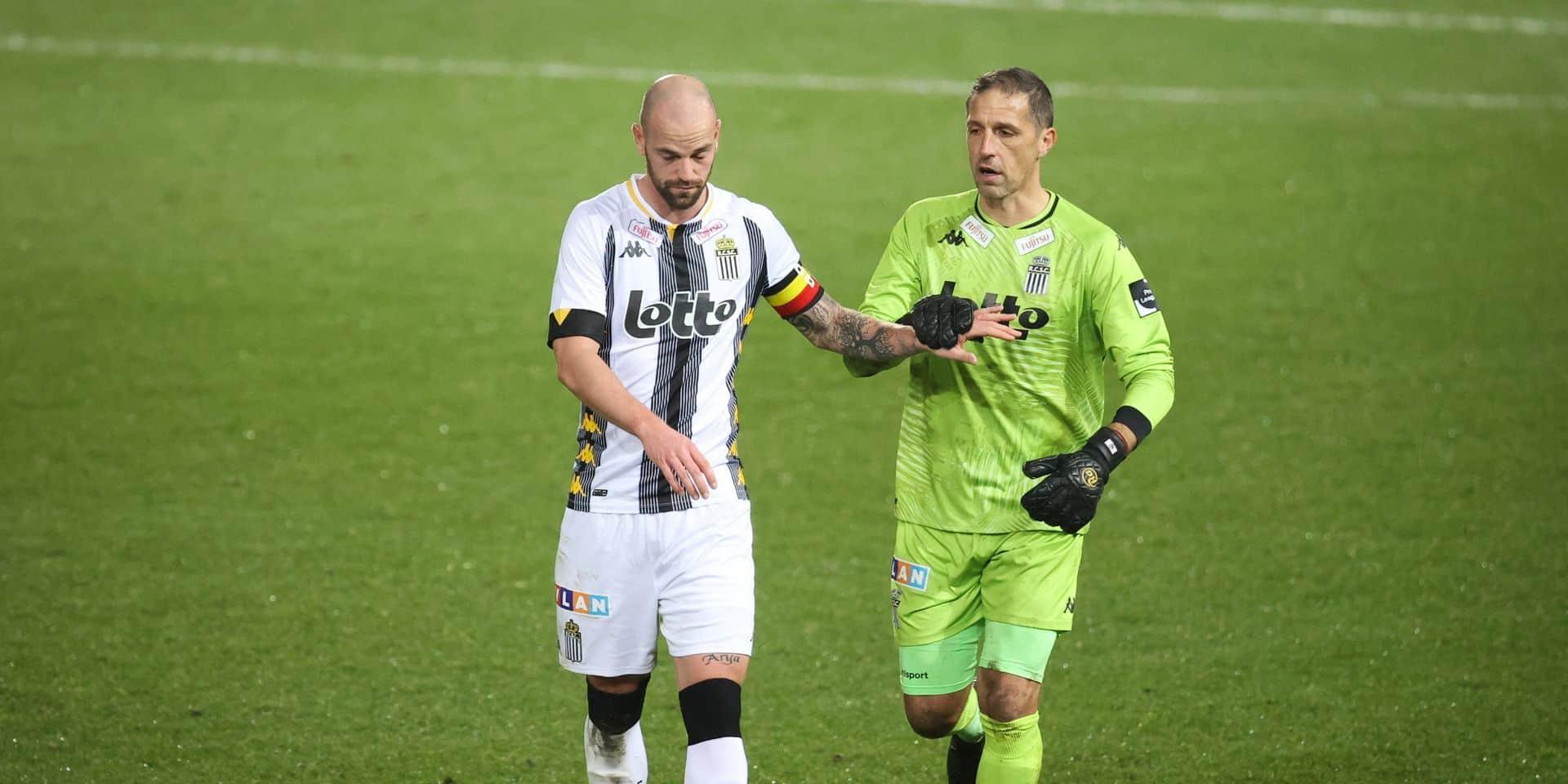 Une grosse erreur de Dessoleil offre la victoire à la Gantoise face à Charleroi