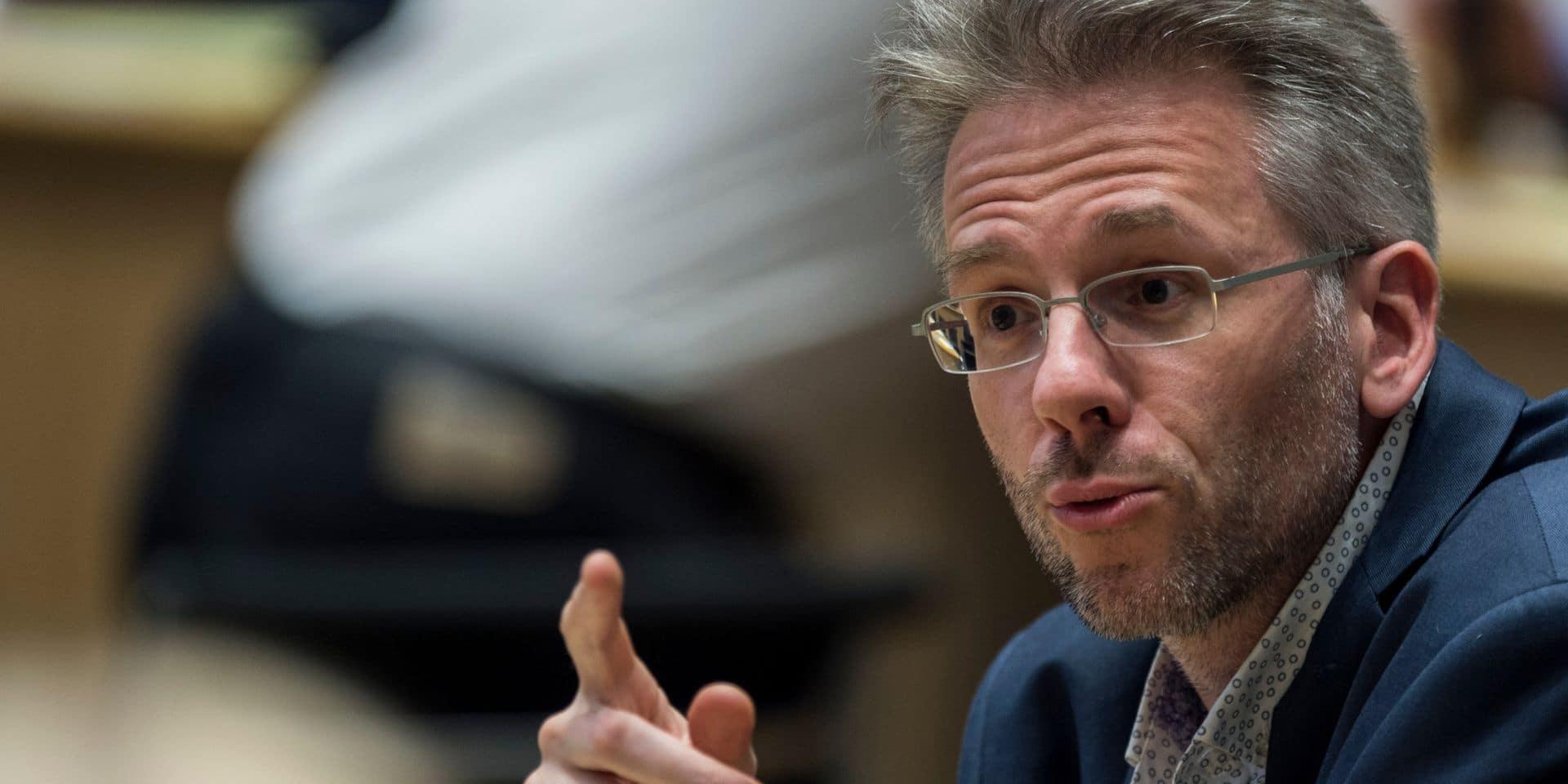 """Stéphane Hazée: """"Le scandale Nethys, c'est l'histoire d'une confiscation de pouvoir"""""""