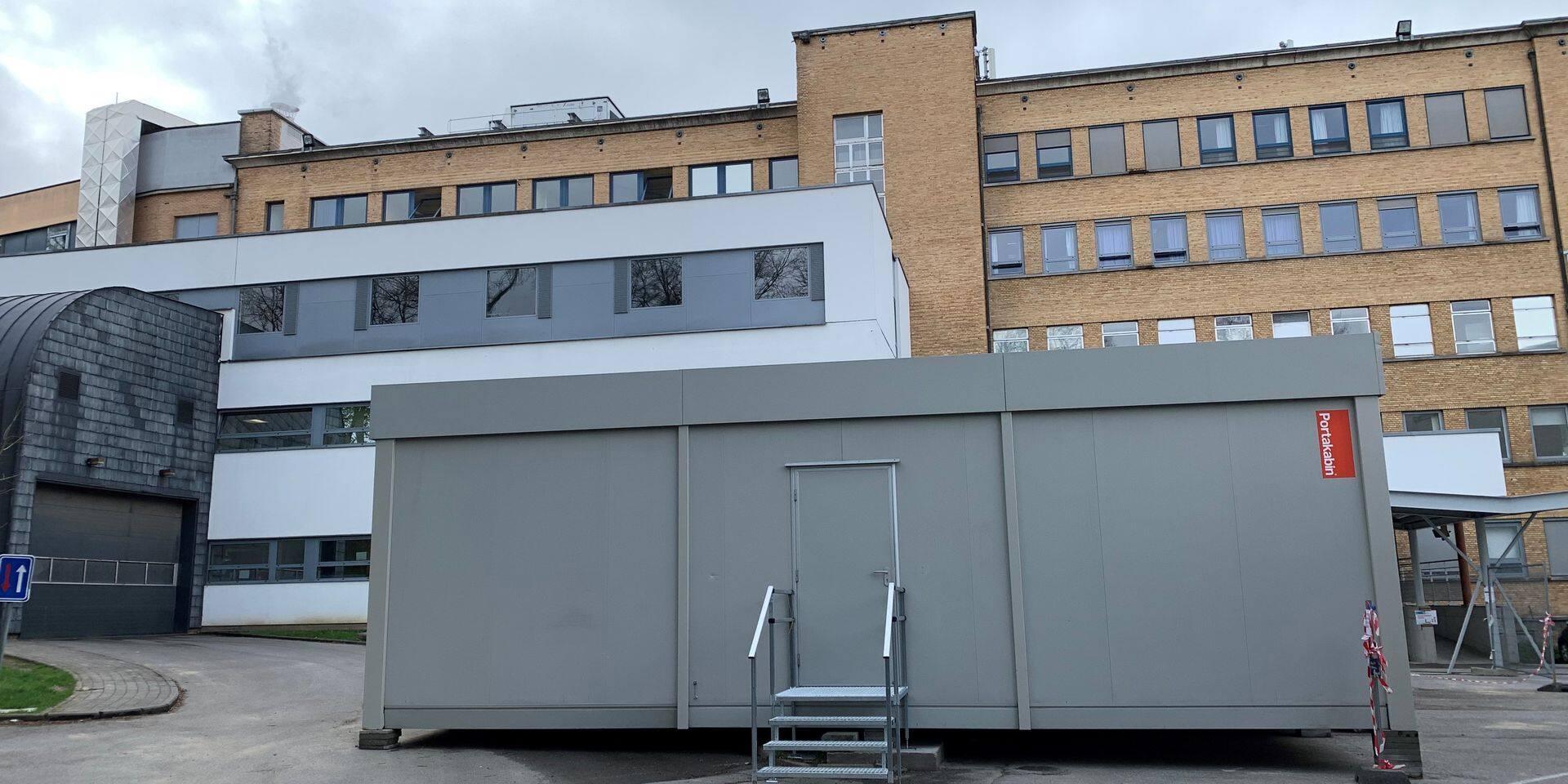 Le service des urgences de l'hôpital de Nivelles veut évoluer
