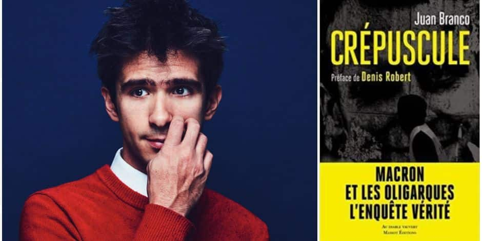 """Que vaut """"Crépuscule"""", le brûlot de Juan Branco qui crispe la presse française ?"""