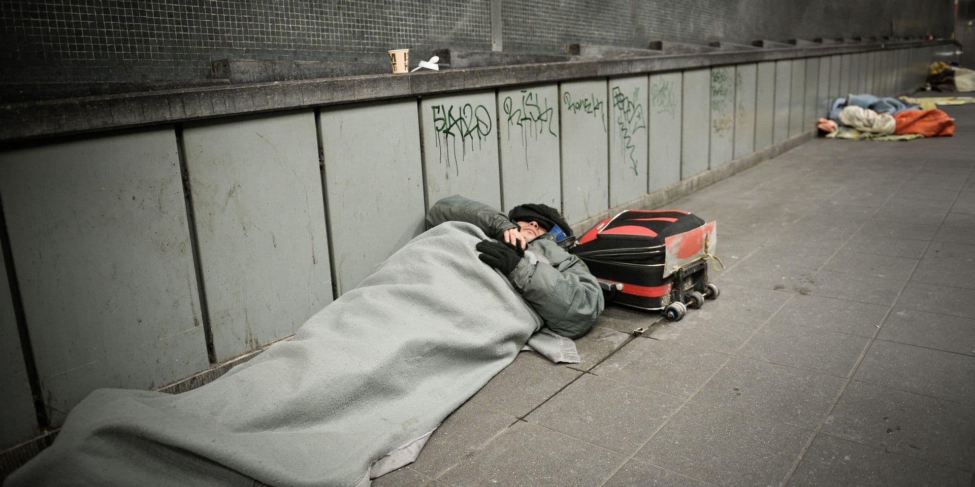 Un Belge sur cinq est menacé de pauvreté