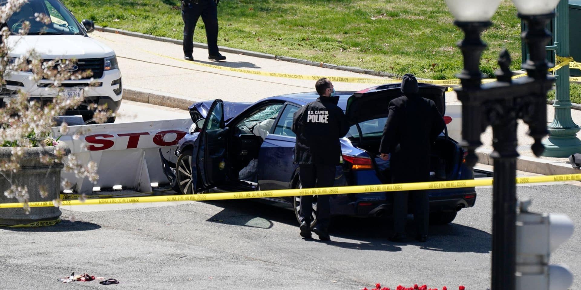 Le Capitole à nouveau endeuillé: un homme fonce en voiture sur deux policiers, un mort