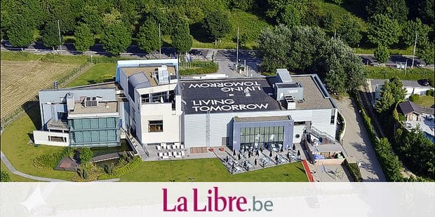 Vilvoorde/ Vilvorde : Huis van de Toekomst/ living Tomorrow PICTURE NOT INCLUDED IN THE CONTRACT