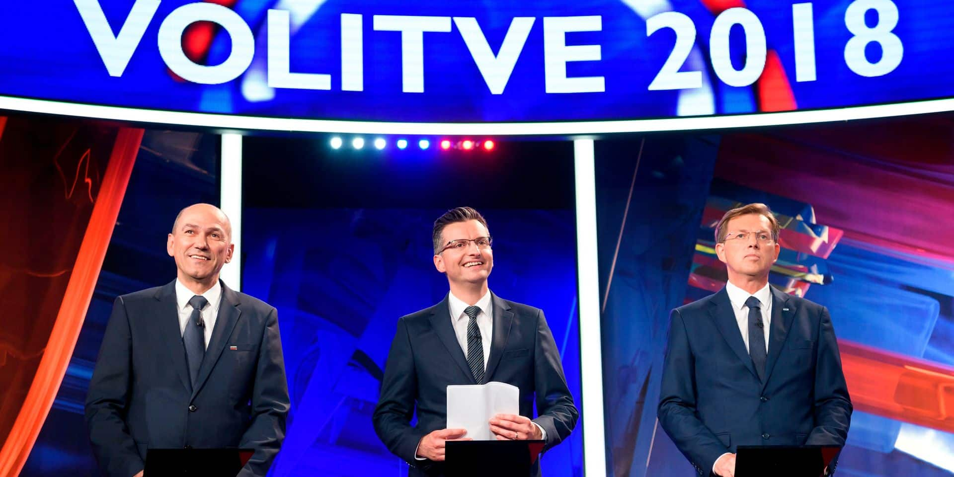 La Slovénie va-t-elle virer à droite toute ?