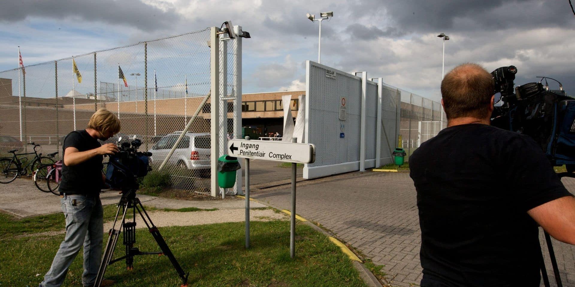 Drame d'Erquelinnes: les conditions de détention à la prison de Bruges sont connues pour Julie L.