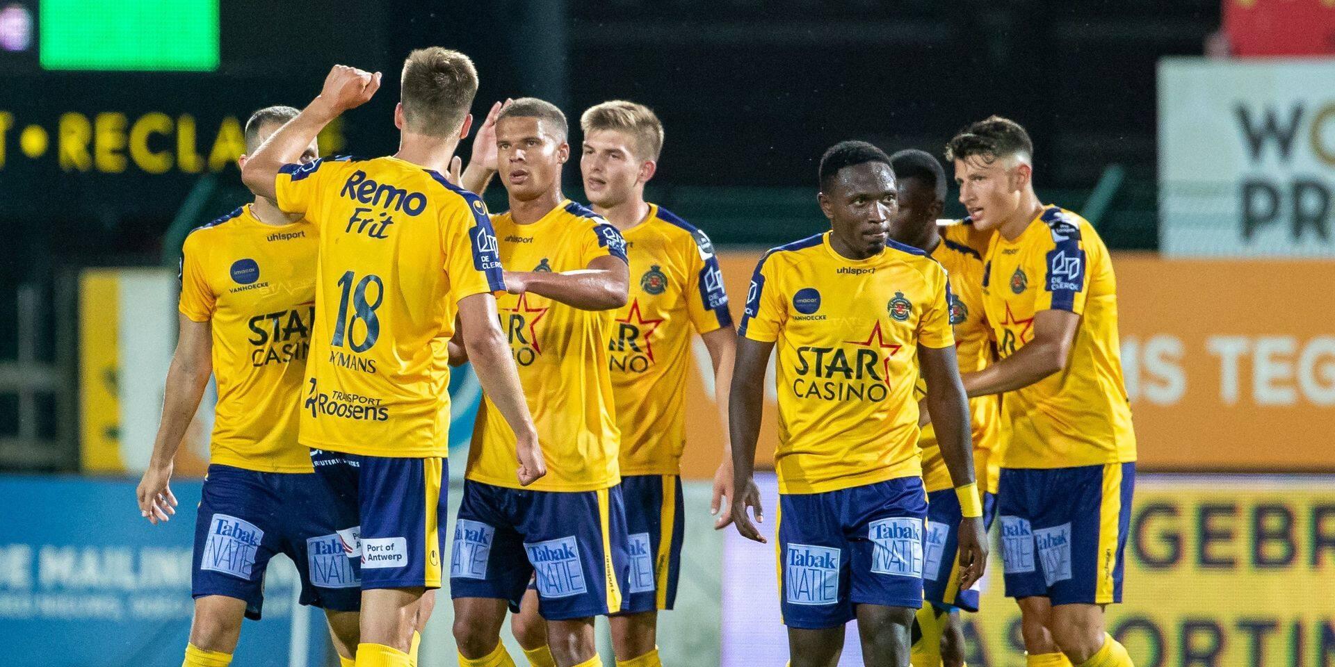 Waasland-Beveren leader après la 1ère journée de Pro League!