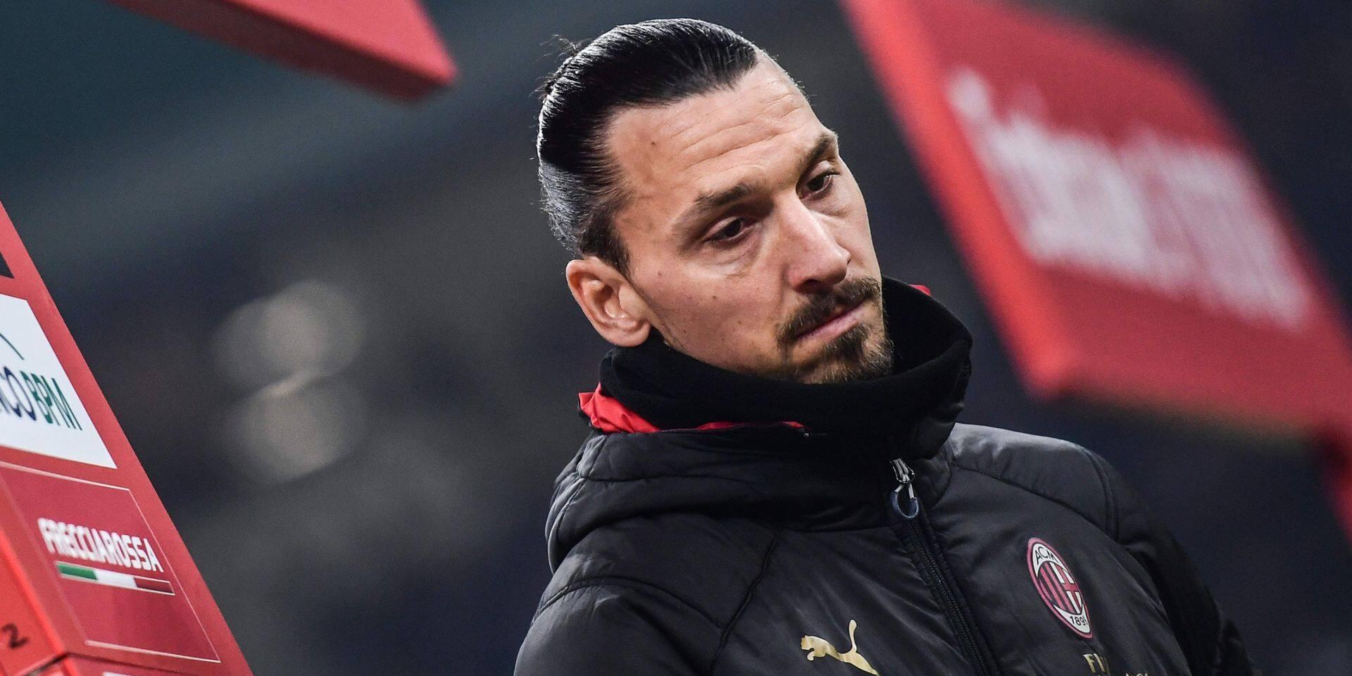 La visite surprise de Zlatan Ibrahimovic qui fait polémique en Suède