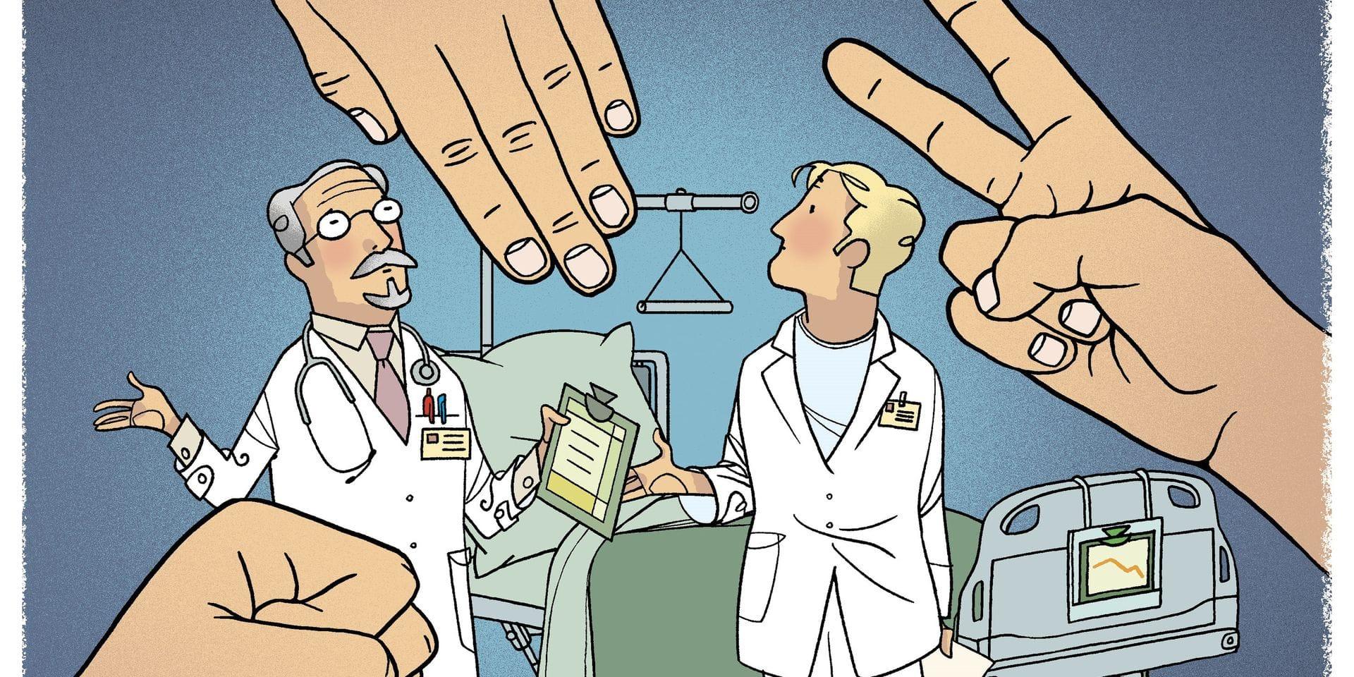 En cas de rationnement des soins dans les hôpitaux, comment décider quels patients soigner en priorité ?