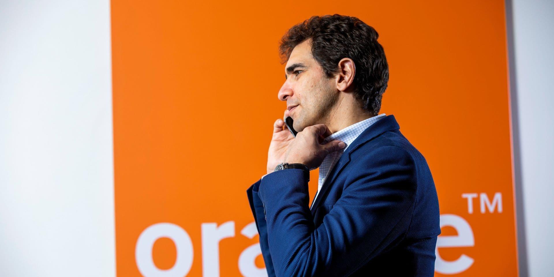 """Michaël Trabbia (Orange) revient sur les enjeux brûlants du moment: """"La 5G est une nécessité d'un point de vue environnemental"""""""