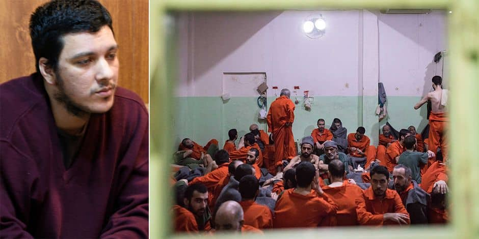 """La Libre a rencontré Abou Souleyman al Belgiki : """"Je ne suis pas le bourreau de Raqqa"""""""