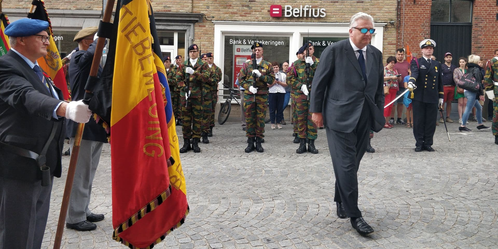 Le prince Laurent était absent du Te Deum à Bruxelles