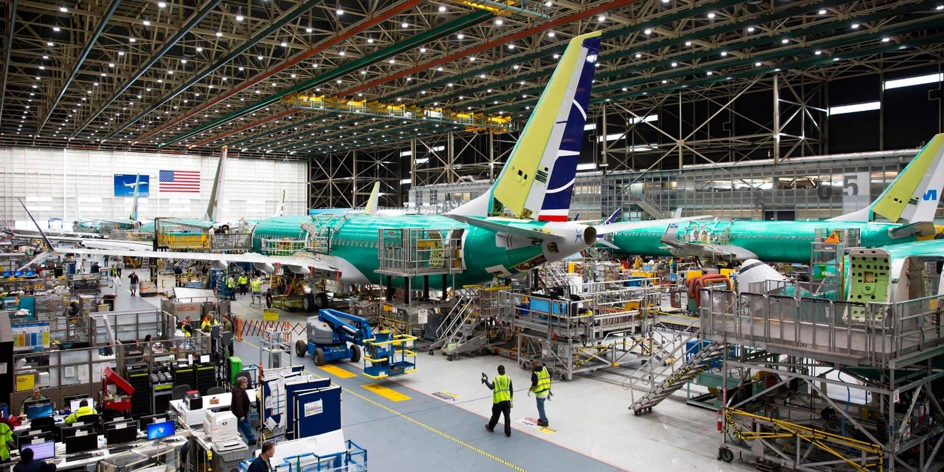 Boeing sur le point de dévoiler ses intentions sur la production du 737 MAX ?